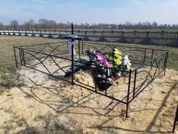 Ограда для кладбища