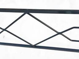 Ограды металлические - фото 4