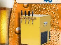 Охладитель напитков производительностью 40 л/час