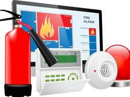 Охранно-пожарные системы, сигнализация