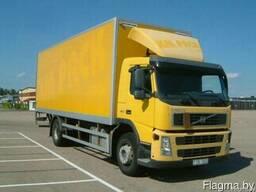 Оказание транспортных услуг VolVo до 10 тонн