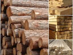 Окажем услуги по распиловке древесины