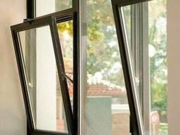 Окна из алюминия по размерам