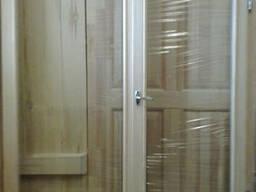 Окна деревянные для дачи. - фото 2