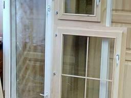 Окна деревянные для дачи. - фото 5