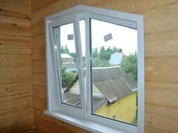 Окна ПВХ, балконное остекление, сетки москитные в Орше