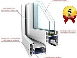 Окна ПВХ, балконное остекление, сетки москитные в Орше - фото 2