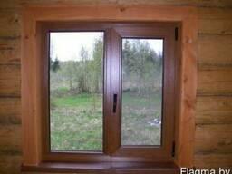 Окна и двери KBE в Барановичи, только качественные окна ПВХ
