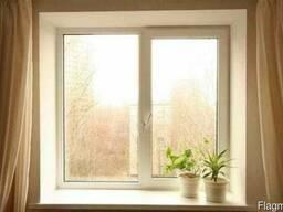 Окна ПВХ, отделка балконов. Низкие цены