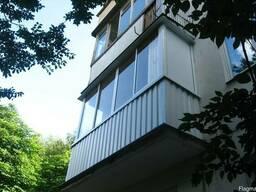 Окна ПВХ, раздвижные алюминиевые рамы, крыши, экраны, утепле