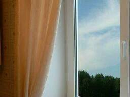 Окно ПВХ Любых размеров Brusbox. Двойное, тройное остекление