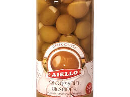 Оливки и маслины напрямую от производителя.