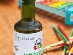 Оливковое масло extra virgin 0.25 л. для детей, Чили