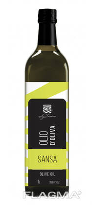 """Оливковое масло """"SANSA"""" Он лучше всего подходит для здорового жарения блюд"""
