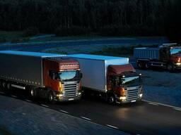 Организация грузовых перевозок по РБ , СНГ и Европе