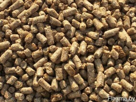Организация продаёт отруби пшеничные
