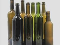 Организация закупает бутылку стеклянную Б/У винтовую.