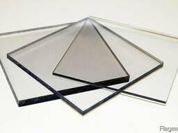 Акриловое стекло (Оргстекло) 2-10мм. Прозр/белое. Резка.