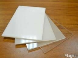 Оргстекло прозрачное(молочное) от 2 до 10 мм. Резка