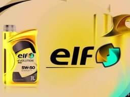 Оригинальные фильтры, масла ELF Totol, Castrol
