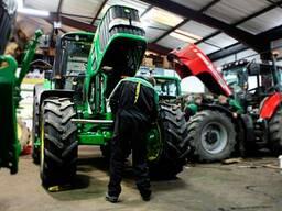 Осуществляем дефектовку и ремонт грузовой и сельхозтехники.