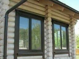 Отделка деревянных домов внутри/снаружи. Минск и область
