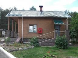 Отдых для всей семьи база отдыха «Днепровские зори»