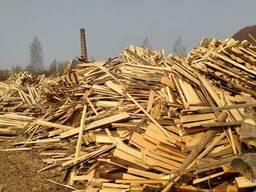 Отходы деревообработки. Обрезки и опилки