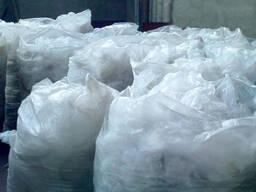 Отходы плёнки полиэтиленовой бесцветной ( прозрачной, натуральной)