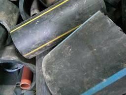 Отходы пвд, пвх(натяжн. потолки), стрейч плёнки, пнд трубы