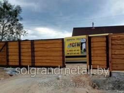 Откатные въездные ворота ADS400 под заказ - фото 3