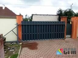 Откатные ворота по низким ценам купить - фото 3
