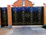 Откатные ворота с автоматикой и без - фото 1