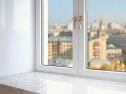 Откосы теплые на окна ПВХ