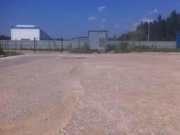 Открытая площадка, производство, склад