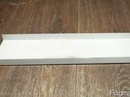 Отлив оконный белый (шириной 250 мм)