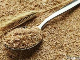 Отруби пшеничные и ржаные