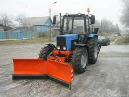 Отвал нту-10 к трактору мтз-82, мтз-1221 - фото 2