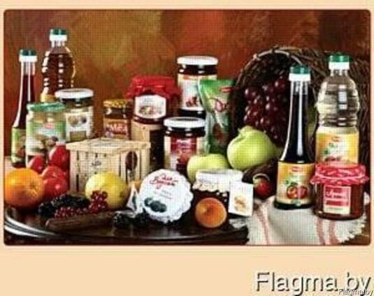 Овощную консервацию по зачёту дисконт