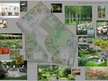 Озеленение и благоустройство участка - фото 1