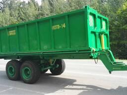 ОЗТП-14 прицеп тракторный