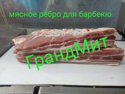 П/ф реберные пластины мясные