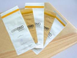 Пакеты, крепированная и крафт- бумага для стерилизации