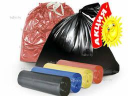 Мешок для мусора 240л, 100мкм