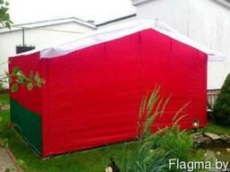 Палатка для торговли «Домик» 4х4