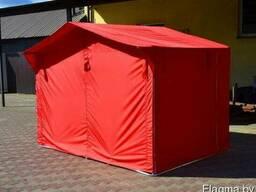 Палатка торговая «Домик» 4х3, 3х4