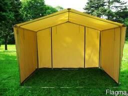Палатка торговая разборная «Домик» 2,5х3