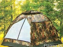 Палатка трёхместная