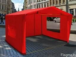 Палатка уличная «Домик» 4х2