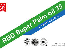 Пальмовое масло 3436